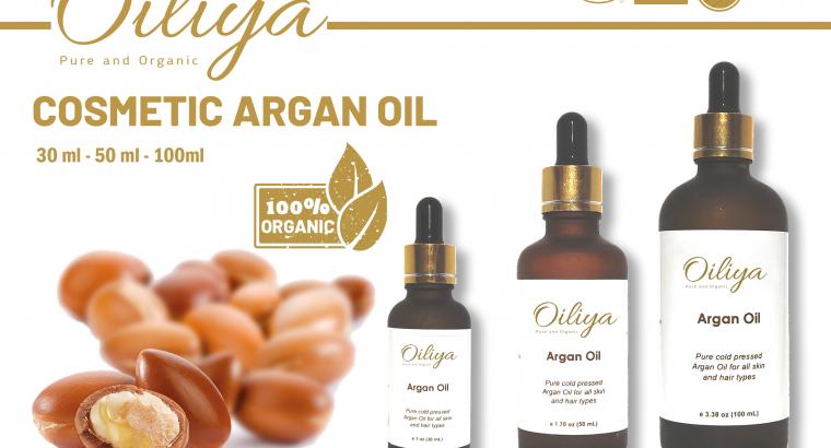 huiles à usage cosmétique / MAROC