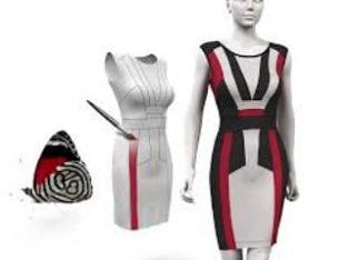 Creation de prototype virtuel et des patronage 2d habillement