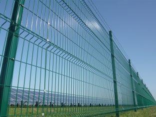 Vente de grillage et de clôture métallique