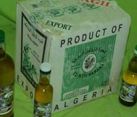 Conditionnement et mise en bouteille d'huile d'olive.