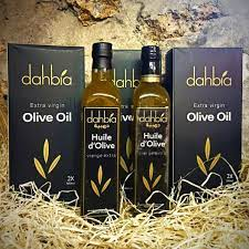 Huile d'olive vierge extra Dahbia