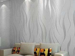 Papier peint de luxe ( Fabriqué en Turquie )