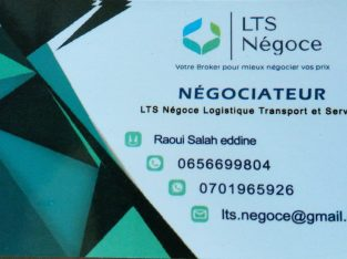 Negociateur Transport
