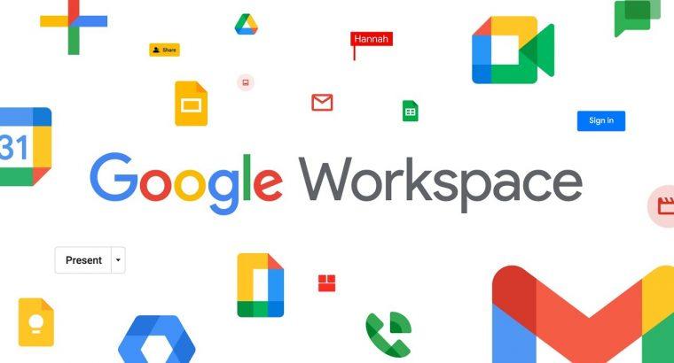 ADVENTSO Partenaire Google Cloud Intégrateur et Revendeur de Google Workspace