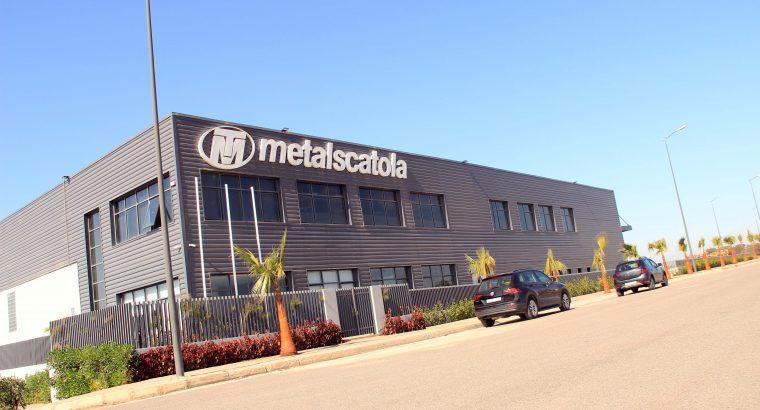 Emballages métalliques