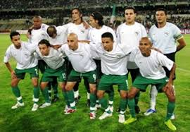 Equipes Nationales foot des pays du Grand Maghreb