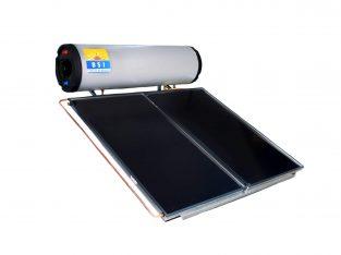 Chauffe-eau solaire et capteur solaire thermique
