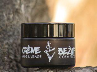 Crème nuit naturelle d'argan pour mains et visage
