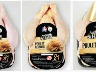 Volaille, veau français Halal qualité supérieure