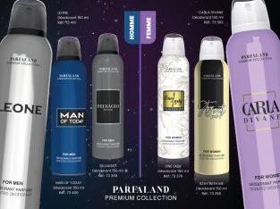 Déodorant spray PARFALAND