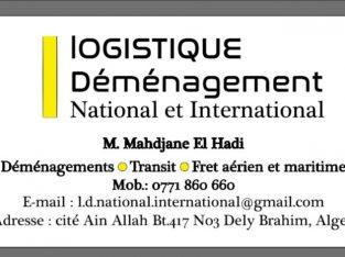Déménagement national et international